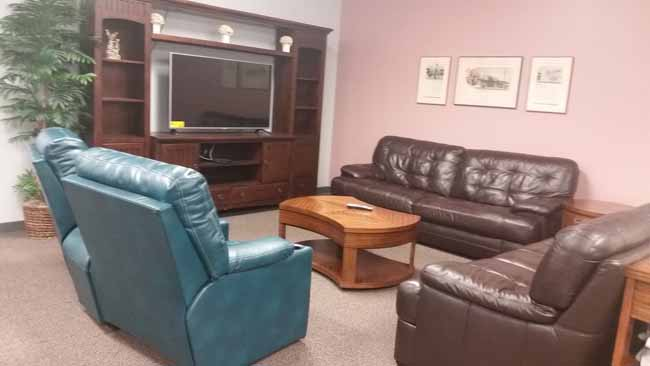 EEE Adult Day Care living room